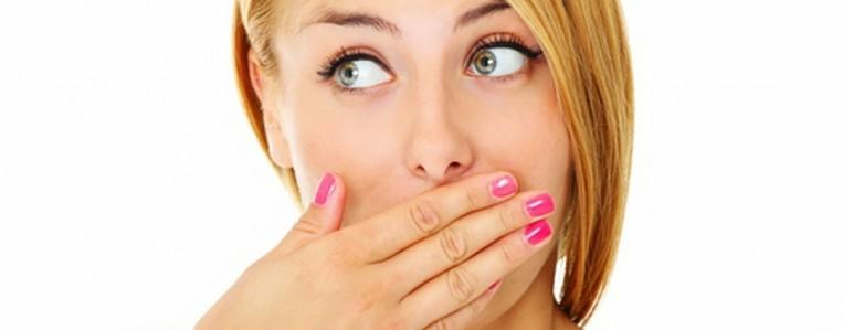 Травмы слизистой рта