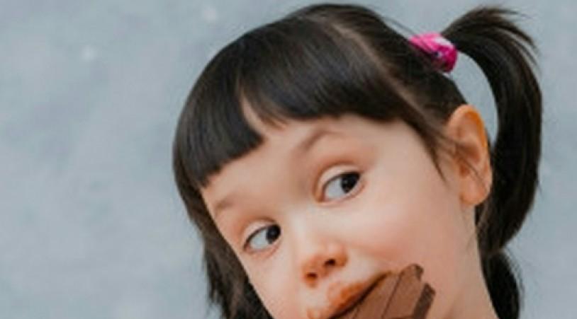 Шоколадка для ребенка